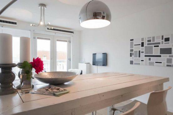 Villapparte_Helena aan Zee_luxe vakantieappartement Scheveningen_woonkamer1