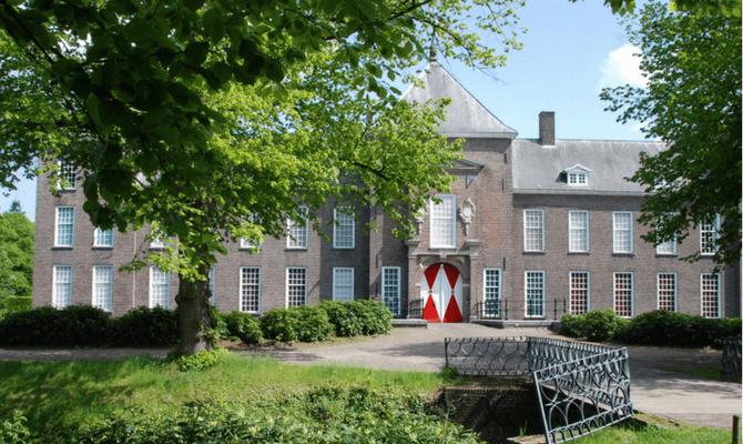 Villapparte; omgeving Leende en Leenderstrijp