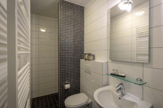 Vakantiehuis De Poel-Villapparte-Smockelaer-luxe groepsaccommodatie-26 personen-Zuid Limburg-badkamer