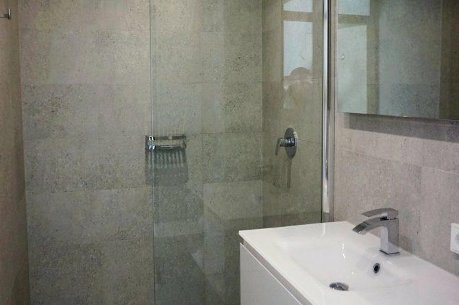 Vakantiehuis de Bosbries-Villapparte-luxe vakantiebungalow-Drenthe-voor 5 personen-luxe badkamer