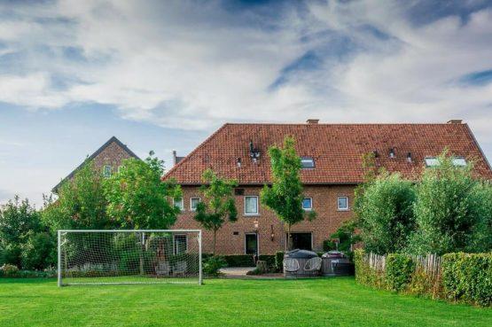 Vakantiehuis Roebelsbos-Villapparte-De Smockelaer-luxe groepsaccommodatie voor 20 personen-Zuid Limburg
