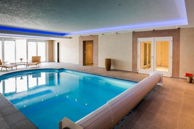 Vakantievilla Schweiberg-Villapparte-De Smockelaer-luxe vakantiehuis voor 18 personen-binnen zwembad-groepsaccommodatie-Zuid Limburg-luxe binnen zwembad