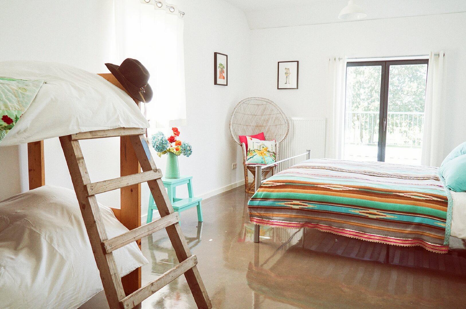 villapparte luxe vakantiehuis de lieshoeve arendonk groepsaccommodatie voor 12 personen slaapkamer5