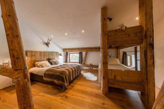 Villapparte_Bauernlodge_luxe appartementen_Oostenrijk_slaapkamer1