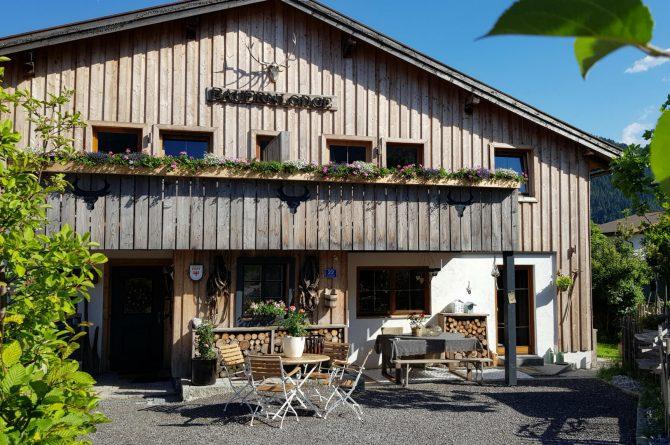 Villapparte_Bauernlodge_luxe appartementen_Oostenrijk_zomer