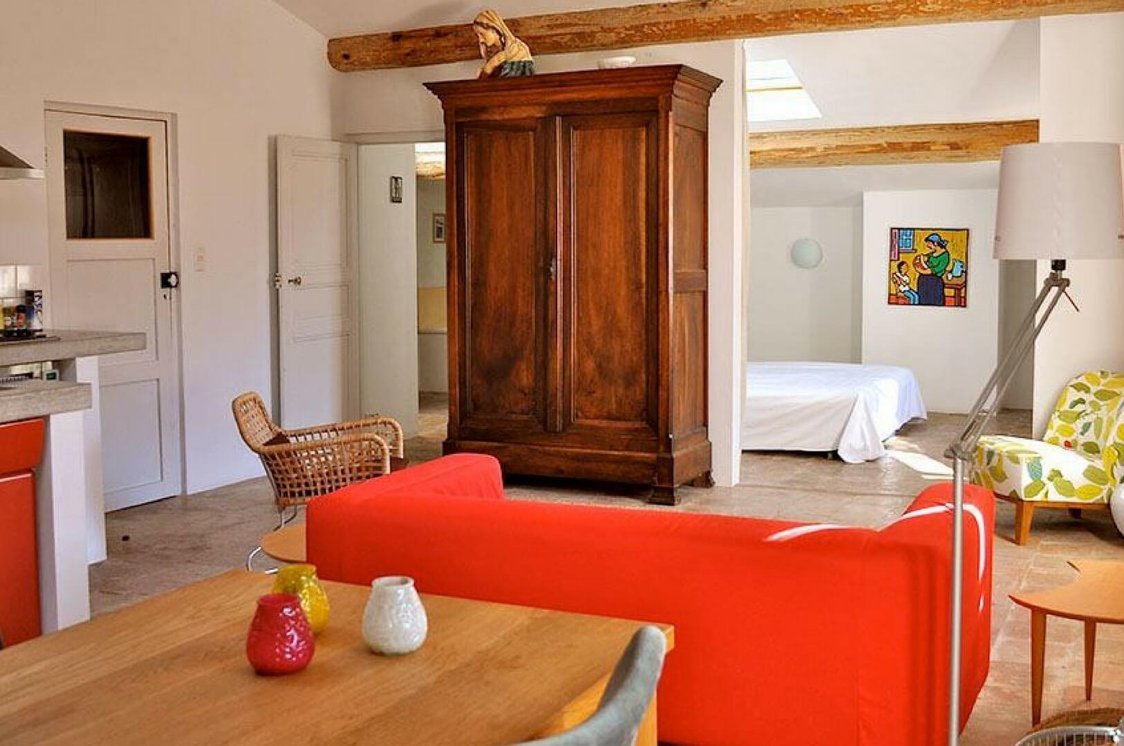 La Souche I ein gemütliches chambres d\'hôtes in Süd-Frankreich