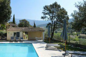 Villapparte_Les Oliviers du Taulisson_unieke Chambres d'Hôtes bij de Mont Ventoux_zwembad2