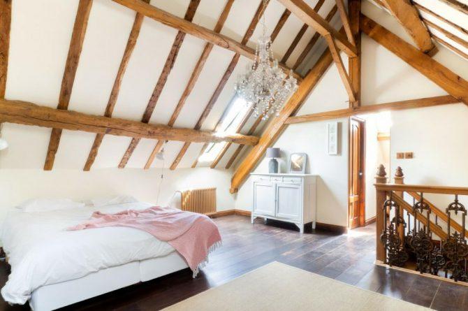 Villapparte_Lys d'avril_luxe vakantiehuizen met zwembad in Haute Vienne_6 personen_Maison Principale_slaapkamer3