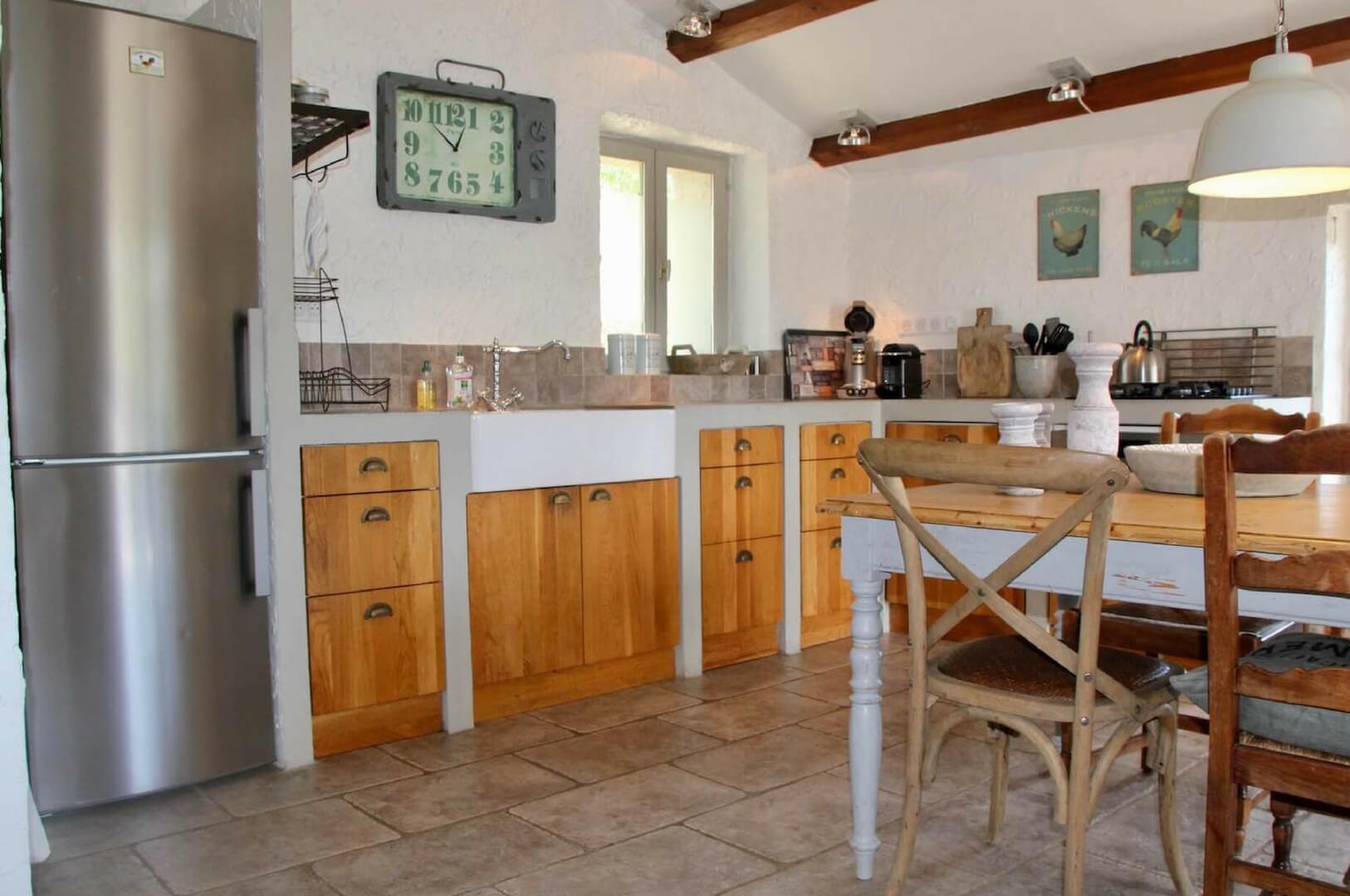 Domaine serre long i een provençaals domein met gastenverblijven