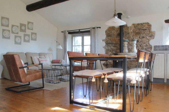 Villapparte_Serre Long_unieke vakantiehuizen in Zuid-Frankrijk_woonkamer4