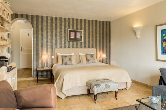 Villapparte_Villa Cédria_unieke Chambres d'Hôtes Provence_slaapkamer1