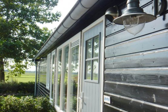 Villapparte-Vecht en Weide-Luxe vakantiehuis Kievit-Weesp-vakantiehuis met uitzicht