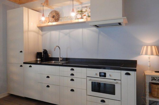 Villapparte-Vecht en Weide-Luxe vakantiehuis Scholekster-Weesp-keuken