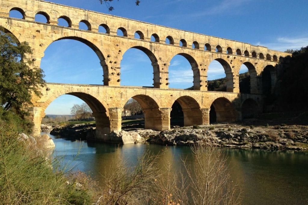 Villapparte_chambres d'hôtes deluxe_Mas la Buissonnière_pont du gard_omgeving