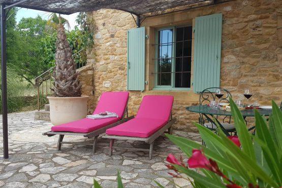 Villapparte_chambres d'hôtes deluxe_Mas la Buissonnière_sfeer1