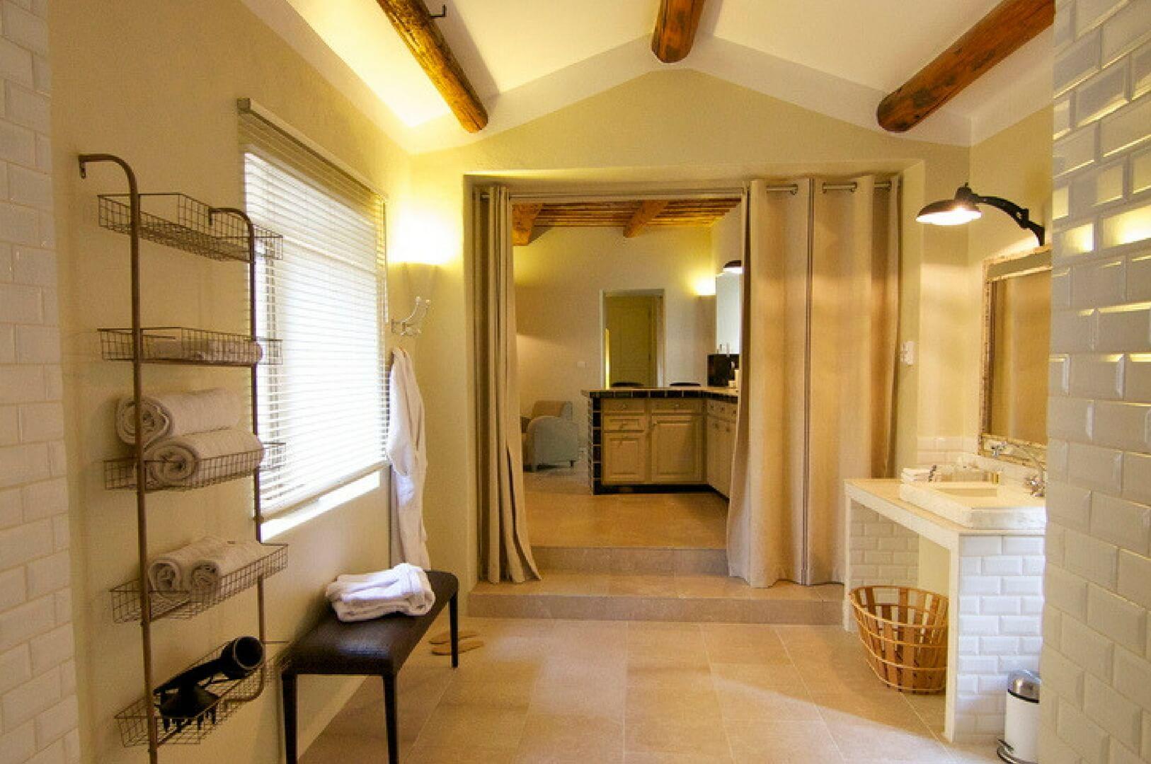 Mas la Buissonnière I luxeriöse chambres d\'hôtes in Süd-Frankreich