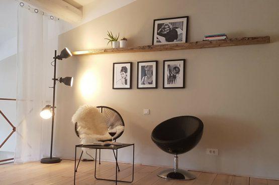 Villapparte_chambres d'hôtes deluxe_Mas la Buissonnière_slaapkamer2