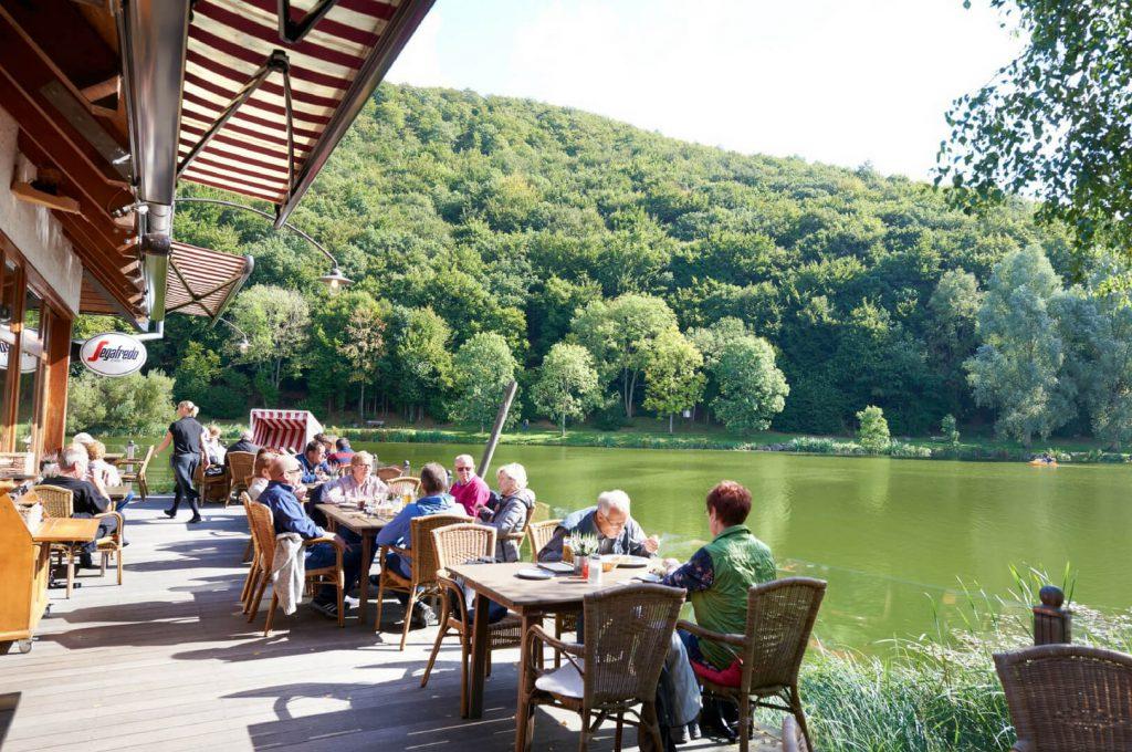 Villapparte-luxe vakantiehuis Lemontree met sauna - 7 personen -Vulkaan Eifel - Duitsland - omgeving