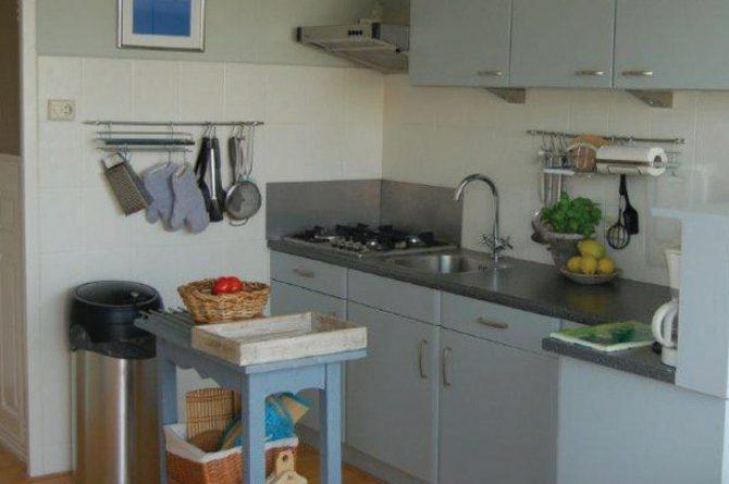 Villapparte_appartement La Mer_vakantiehuis aan zee_Egmond aan Zee_4 personen_uitzicht op zee_complete keuken