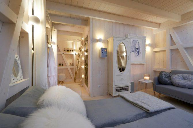 Villapparte-luxe vakantiehuis Appletree met sauna - 12 personen -Moezel - Duitsland - relaxruimte in sauna2