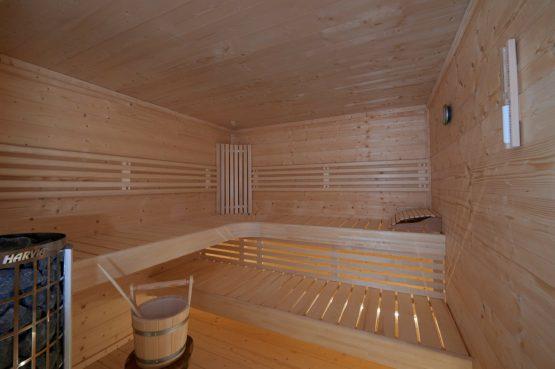Villapparte-luxe vakantiehuis Appletree met sauna - 12 personen -Moezel - Duitsland - sauna