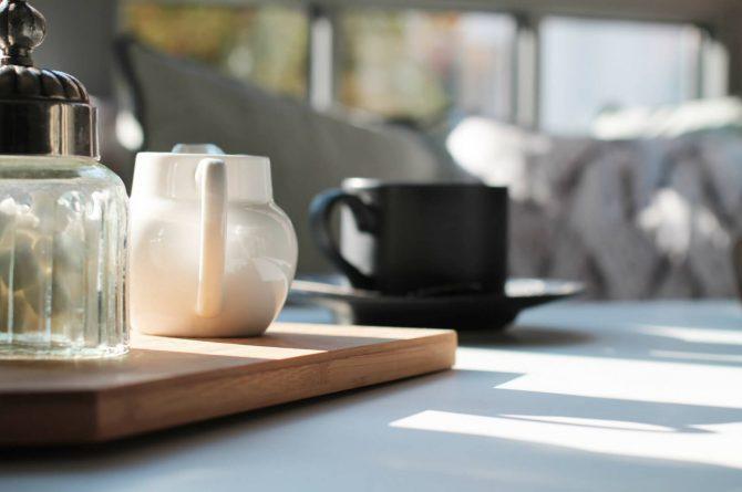 The Backyard-Villapparte-exclusieve design appartementen- 2 personen-Trier-Duitsland-sfeer eethoek