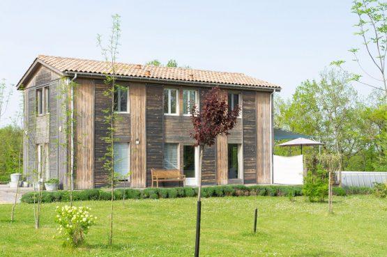 Vakantiehuis Les Terrasses_Villapparte_luxe vakantiehuis voor 8 personen_Lot et Garonne_verwarmd zwembad