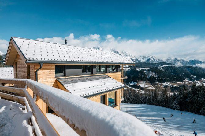 Villapparte-Belvilla-Chalet Reiteralm-luxe chalet voor 8 personen in Schladming-Oostenrijk-winter