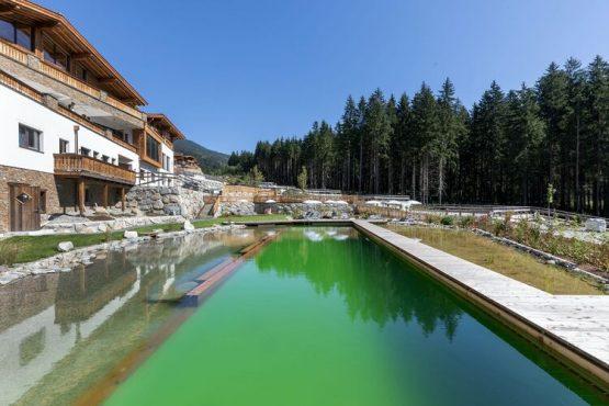 Villapparte-Belvilla-Chalet Rossberg-Luxe chalet voor 10 personen in Neukirchen am Grossvenediger-Oostenrijk-zomer