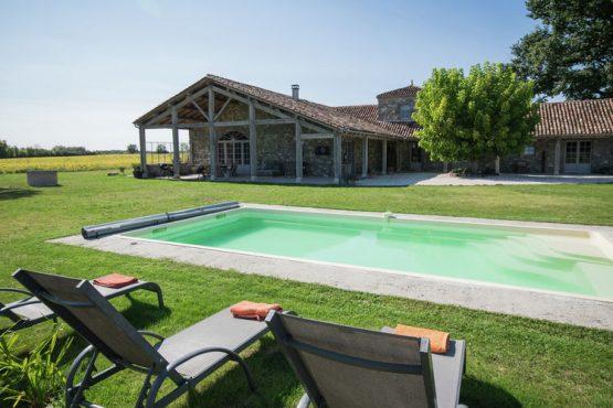 Villapparte-Belvilla-Mas d'Ourbise Penan-luxe vakantievilla-12 personen-Frankrijk