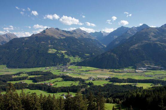 Villapparte-Belvilla-Panorama Chalet 10-Luxe chalet voor 6 personen in Mittersill-Oostenrijk-zomer uitzicht