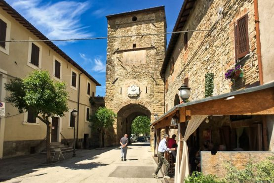 Villapparte-Belvilla-Vakantiehuis Casa Bevagna Umbrië Italië-vakantiehuis voor 5 personen-omgeving