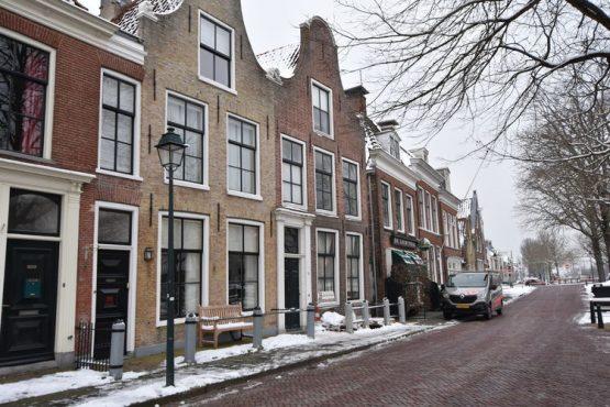 Villapparte-Belvilla-Vakantiehuis de Robijn-luxe vakantiehuis voor 6 personen in Harlingen-Friesland-winter
