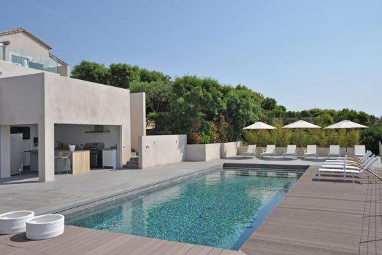 Villapparte-Belvilla-Villa Six Cent Douze-luxe vakantiehuis-Zuid Frankrijk-voor 10 personen-met zwembad