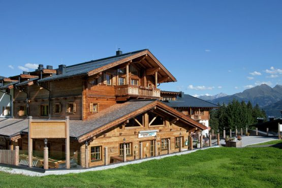 Villapparte-Belvilla-Appartement Panorama Chalet 7-Luxe appartement voor 4 personen in Mittersill-Oostenrijk-Zomer