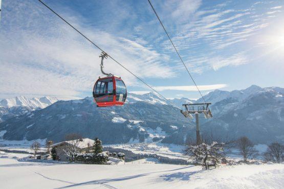 Villapparte-Belvilla-Appartement Panorama Chalet 7-Luxe appartement voor 4 personen in Mittersill-Oostenrijk-winter skilift