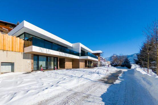 Villapparte-Belvilla-Appartement Penthouse Sonnrain-luxe appartement voor 4 personen in Piesendorf-Oostenrijk-winter