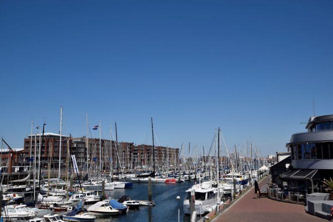 Villapparte-Belvilla-Appartement Scheveningen 22-luxe appartement voor 2 personen in Scheveningen-haven Scheveningen