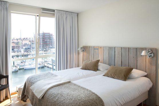 Villapparte-Belvilla-Appartement Scheveningen 22-luxe appartement voor 2 personen in Scheveningen-slaapkamer