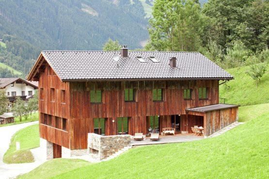 Villapparte-Belvilla-Appartement Waidachhaus-luxe appartement voor 10 personen in Ramsau im Zillertal-Oostenrijk