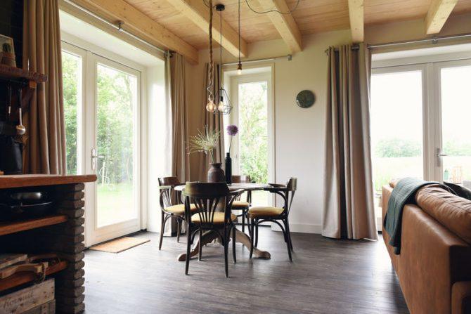 Villapparte-Belvilla-Appartement de Vossehoeck 3-Vakantieappartement voor 6 personen in Callantsoog-Noord-Holland-eethoek