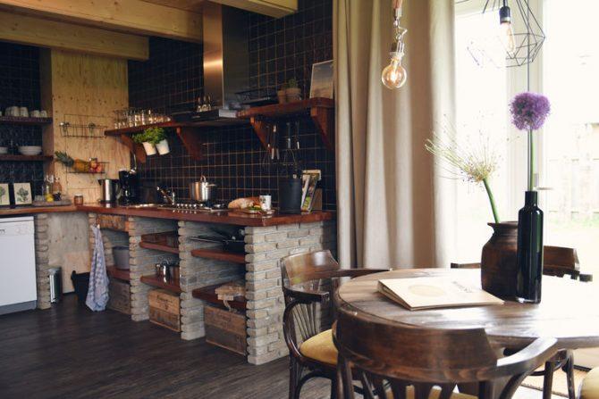 Villapparte-Belvilla-Appartement de Vossehoeck 3-Vakantieappartement voor 6 personen in Callantsoog-Noord-Holland-keuken