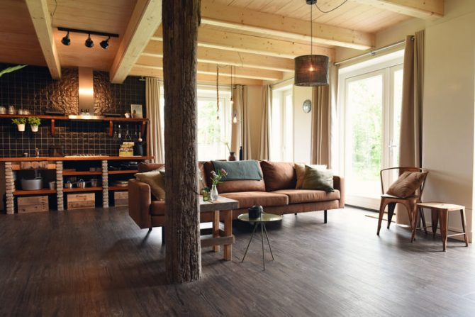 Villapparte-Belvilla-Appartement de Vossehoeck 3-Vakantieappartement voor 6 personen in Callantsoog-Noord-Holland-robuuste woonkamer
