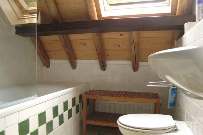 illapparte-Belvilla-Boerderij Korskes Hoef in Drimmelen-nostalgisch vakantiehuis voor 8 personen-badkamer