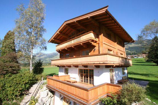 Villapparte-Belvilla-Chalet Bichlnwiesn-luxe chalet voor 8 perosnen in Jochberg-Oostenrijk