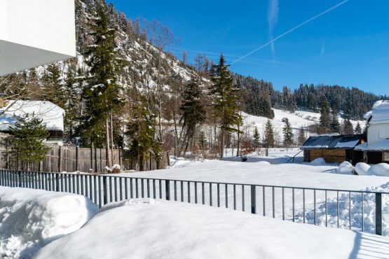Villapparte-Belvilla-Chalet Hammerweg-Luxe chalet voor 10 personen in Mauterndorf-Oostenrijk-wintersfeer