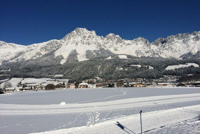 Villapparte-Belvilla- Chalet Kaiserliebe-luxe chalet voor 10 personen in Ellmau-Oostenrijk-uitzicht