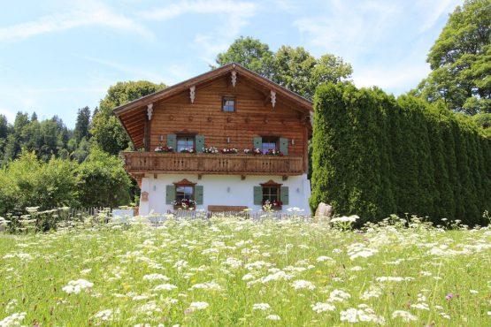 Villapparte-Belvilla- Chalet Kaiserliebe-luxe chalet voor 10 personen in Ellmau-Oostenrijk-zomer
