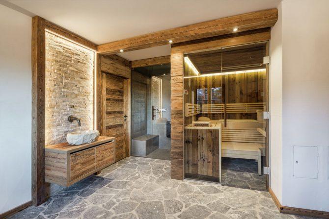 Villapparte-Belvilla-Chalet Lodge of Joy-luxe appartement voor 14 personen in Wagrain-Oostenrijk-luxe sauna
