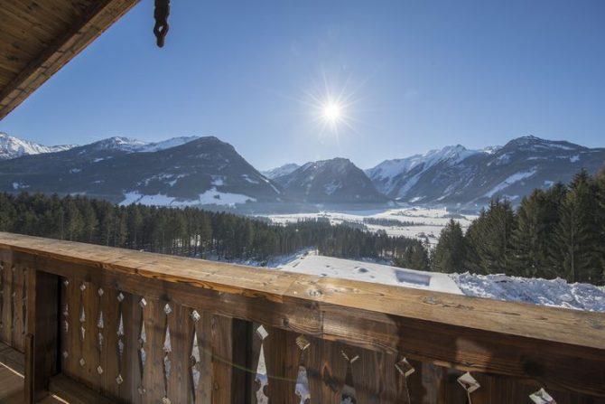 Villapparte-Belvilla-Chalet Rossberg-Luxe chalet voor 10 personen in Neukirchen am Grossvenediger-Oostenrijk-uitzicht